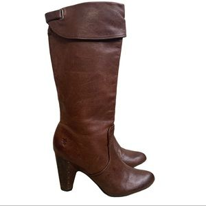 Frye Bethany cuff Tall boot